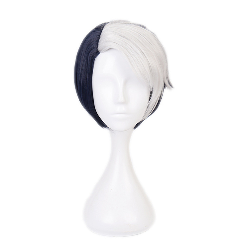 Twisted Wonderland Cosplay Divus Crewel Wig Heat Resistant Synthetic Hair Halloween Party Anime Role Play Wigs
