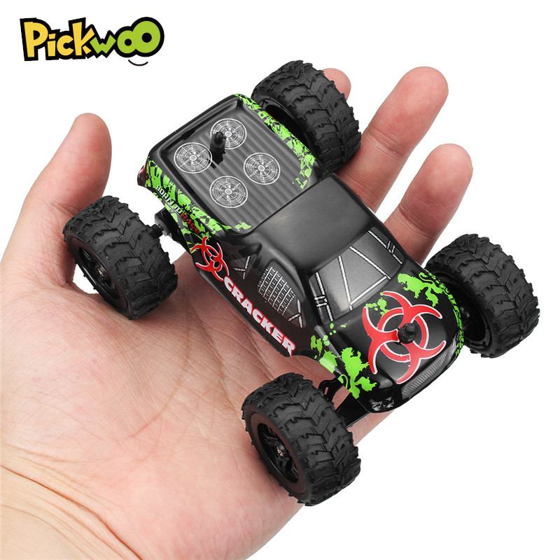 1:32 4CH 2WD 2.4GHz RC Car Mini Machine Radio Controll Car Off-Road Vehicle Model High Speed 20km/h Climbing Car Model Toys