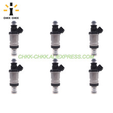 CHKK-CHKK Car Accessory 06164-P8A-A00 fuel injector for  HONDA ACCORD 1998~2002 3.0L V6 FOR ACURA CL 1997~1999