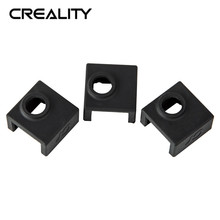 Heater Block Cover Hotend 3d-Printer Creality Silicone S5/ender for MK8/MK9
