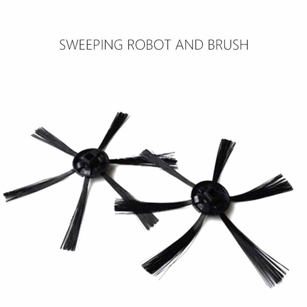 Vacuum Cleaner Brush Household Charging Three-In-One Sweeping Robot Replacement Brush Sweeping Robot Accessories