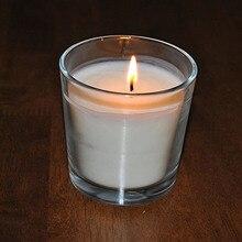"""100 шт. на высоком каблуке 12 см, без дыма, kaarsen candele Velas свечи фитиль Основные аксессуары с сустейнер вкладки для лампы в форме свечи """"сделай сам"""" для изготовления домашнего декора"""