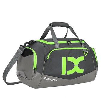 Спортивная сумка для мужчин и женщин, прочная многофункциональная тренировочная Сумочка, тоут для спорта на открытом воздухе, 40 л