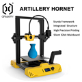 2021 New 3D Printer kit Artillery Hornet 220X220X250mm Size Desktop High-Level Mute