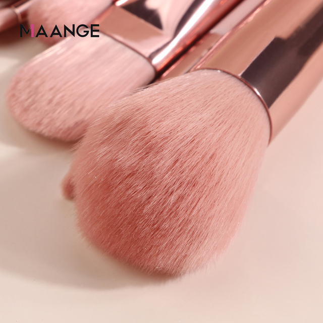 MAANGE Pro 3/5/12 Pcs Makeup Brushes Set Eyeshadow Eyeliner Eyelash Eyebrow Brush Beauty Make up Blending Tools Maquiagem 3