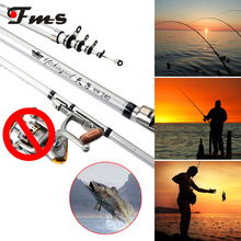 1.8M -3M Carp Fishing Rod feeder Hard FRP Carbon Fiber Telescopic fishing pole Super