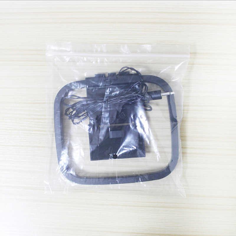 מיני אוניברסלי FM/AM לולאת אנטנה עבור Sony חד Chaine סטריאו AV מקלט מערכות מחבר עבור מקלט