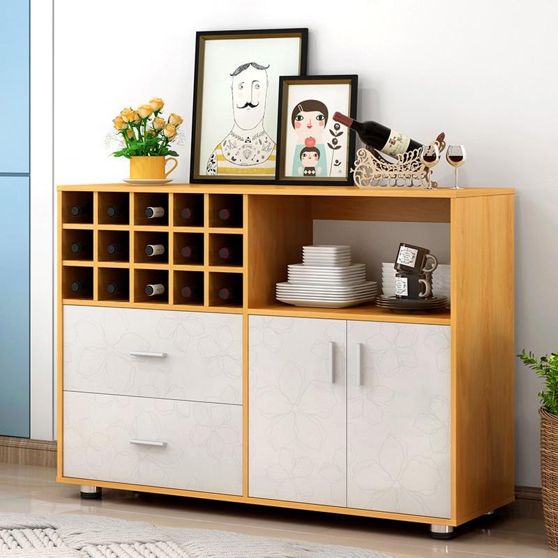 Minimalist Modern Sideboards Cabinet Cupboard Restaurant Storage Cabinets Wine Cabinet Tea Cabinet Simplicity Kitchen Cabinets C