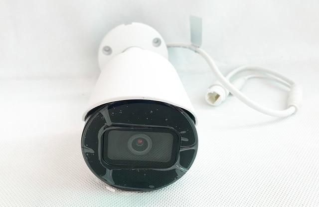 Dahua – caméra de surveillance Bullet IP Poe Lite hd 5MP (H.265), dispositif de sécurité réseau à focale fixe IR, compatible avec carte SD, nouveauté IPC-HFW2531S-S-S2