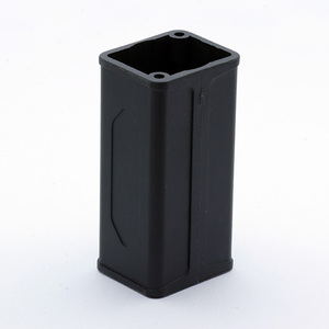 Image 3 - 10pcs Plastic Outter Case for LED Power Connector AC Coupler Adapter Extender connector Speaker Panel mount straight adapter