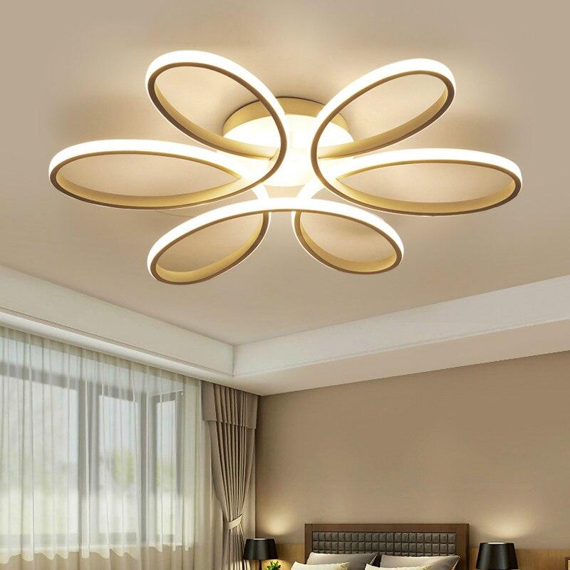 Современная светодиодная люстра, лампа, освещение, новинка, для гостиной, Lustre Lamparas, потолочная лампа для спальни, 72 Вт, 90 Вт, 120