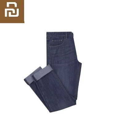 Xiaomi Youpin DMN Skin-friendly Classic Jeans Man Fashion Trend Slim Comfortable Wild Spring Autumn Trousers Loose Jeans  Pants