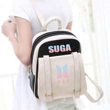 Manufacturers Direct Selling BTS Bulletproof Boys Celebrity Style Leisure Bag Ko