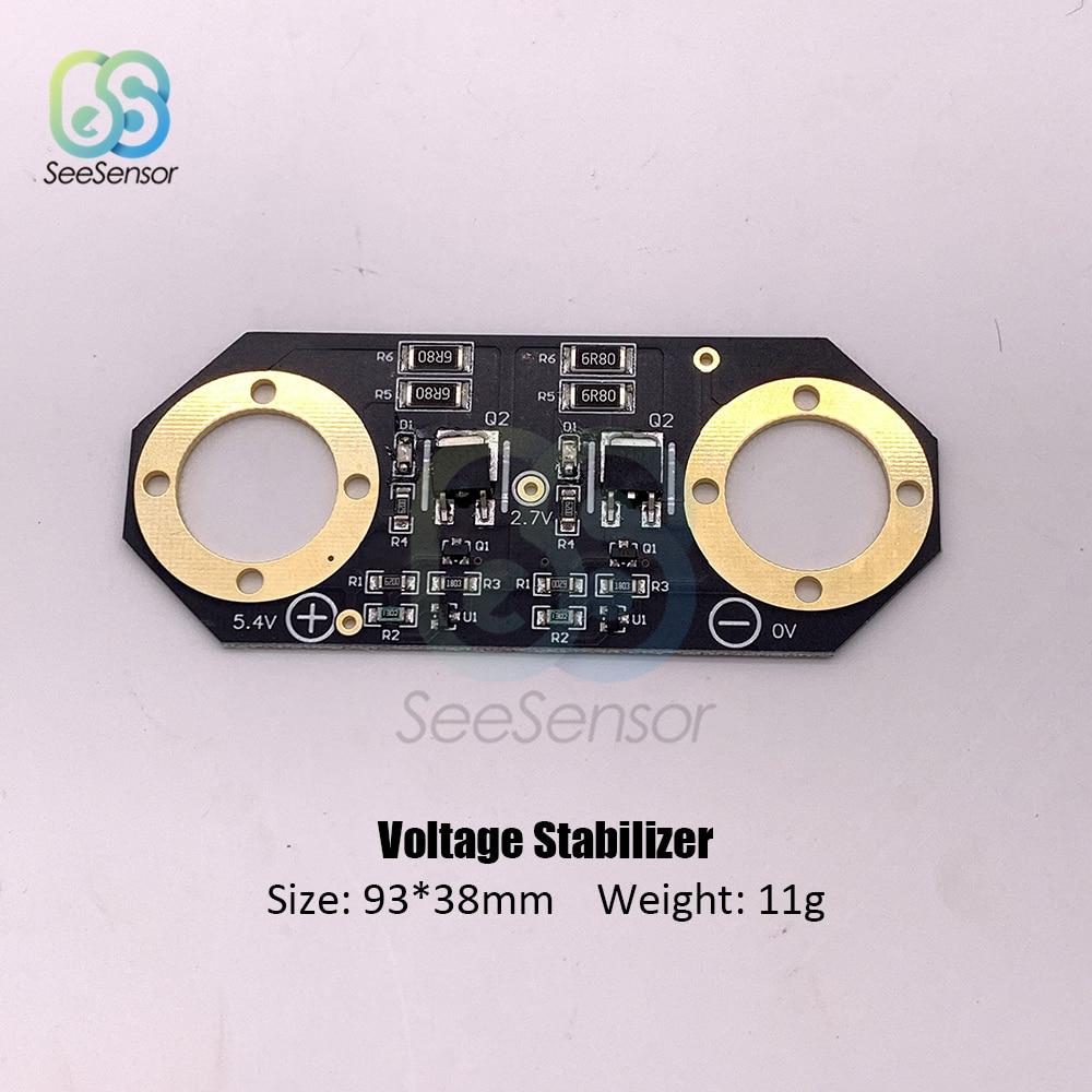 Tablero de Balance de tablero de protección de regulador de voltaje de súper condensador de 2,7 V 3000F súper Farad 93*38mm