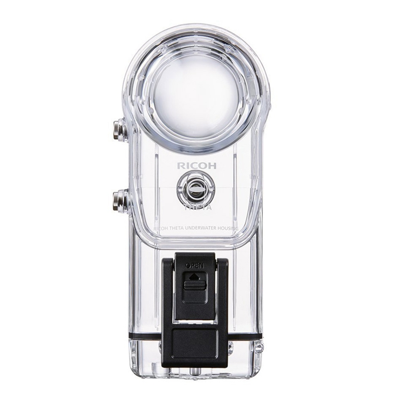 Boîtier étanche PULUZ 30M pour RICOH Theta V/Theta S et SC360 360 degrés accessoires pour caméra boîtier coque de protection de plongée - 2