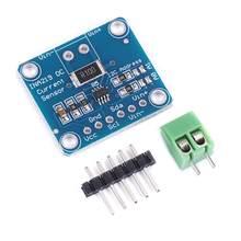 MCU-219 ina219 i2c interfaces zero-deriva bi-direcional atual/módulo sensor de monitoramento de energia