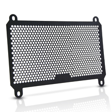 Motorcycle Accessorie Radiator Grille Guard Cover Protector motorbike Protection For Kawasaki Ninja400 Z400 2019+
