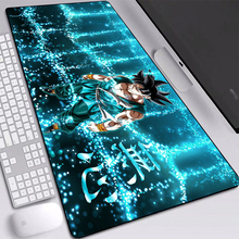 Mat 800x400mm Mouse-Pads Rubber-Base Games Gaming-Desk Goku-Series Anime Large for High-Quantity