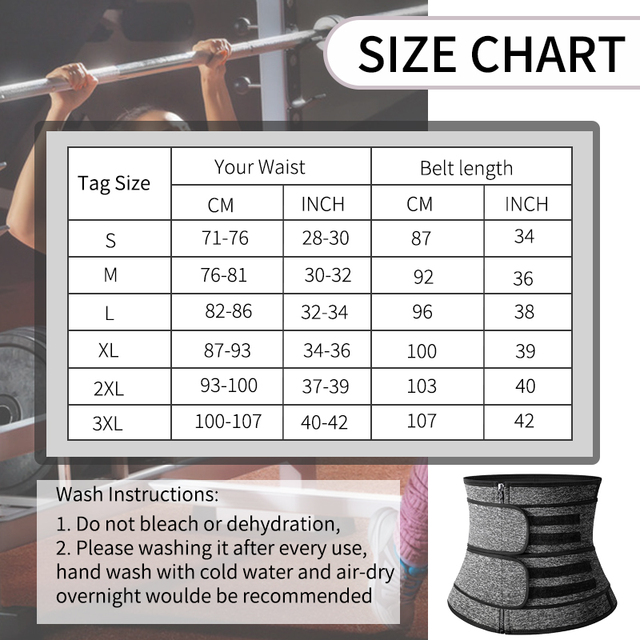 Men Waist Trainer Body Shaper Slimming Belt Support Underwear Sweat Weight Loss Corset Neoprene Sauna Waist Trimmer Belt 1