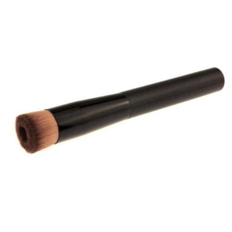 Premium Liquid Foundation Makeup Brush Face Concealer Black Brushes Professional Make Up Tools Accessories Pinceaux Maquillage 5