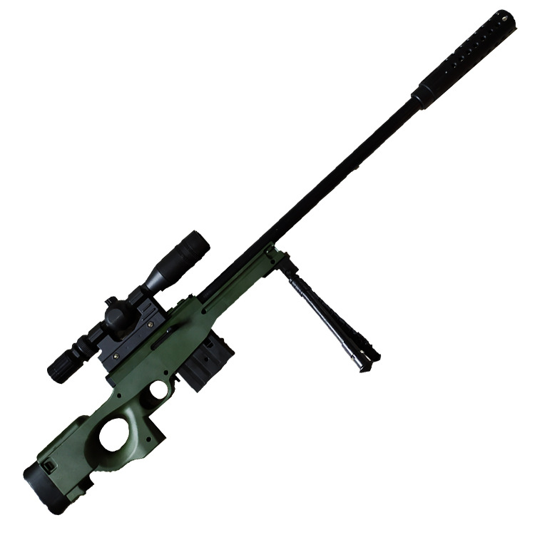 New Style Maw Hand Loaded Sniper Rifle Jedi Chicken Manual Water qiang wan ju Manufacturers Direct Selling on Behalf