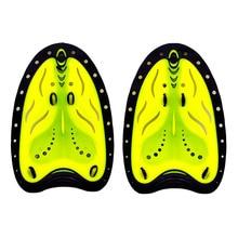 1 пара весла для плавания, силиконовые перчатки для занятий спортом, регулируемые перчатки для начинающих