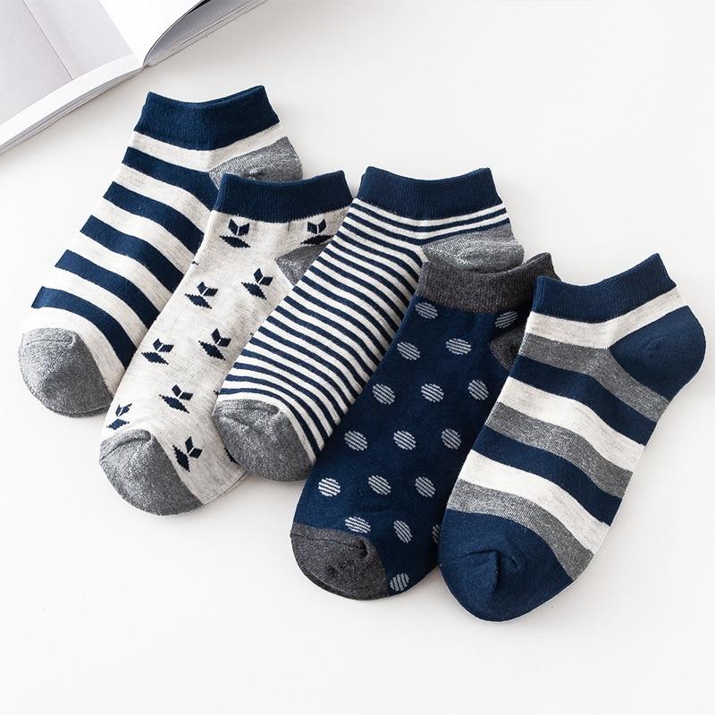 Permalink to Men's Socks Summer And Autumn Low Top Low-Cut No-show Socks Pure Cotton Navy Style Casual MEN'S Socks Zhuji Socks