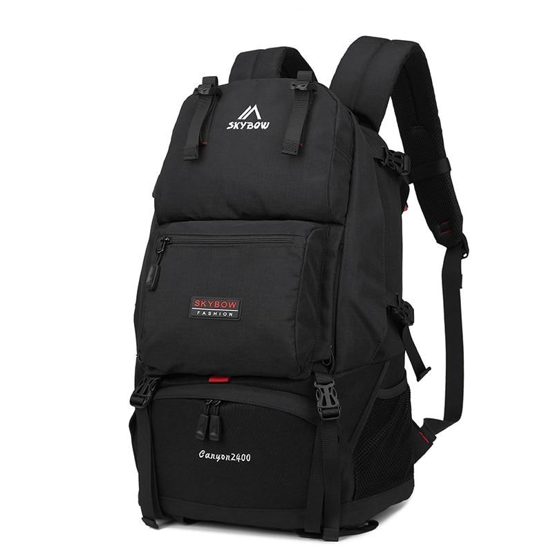 2019 Осень Новый Открытый Многофункциональный, вместительный рюкзак для альпинизма спорта кемпинга для альпинизма, Рыбалки Сумка - 3