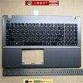 Neue Palmrest tastatur Für Asus X550 F550 A550 X550C X550VC FX50 FX51 FX60 X552M ZX50 K550L Y581C F550L A550J R510 r510J R510V