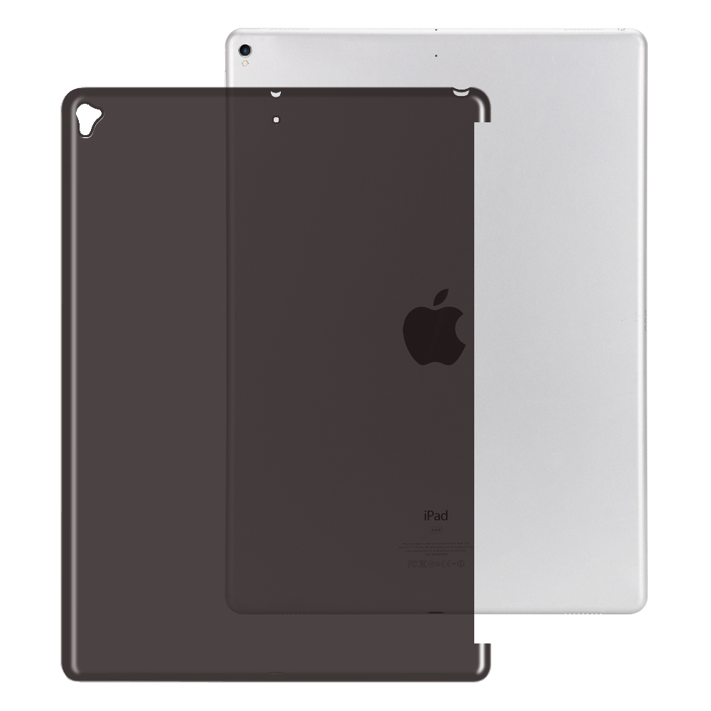 Black Black For iPad 10 2 2020 Case Shockproof Soft TPU Transparent Silicone Cover for iPad 10 2