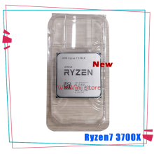 Nieuwe Amd Ryzen 7 3700X R7 3700X 3.6 Ghz 7NM L3 = 32M 100-000000071 Acht-Core sinteen-Draad Cpu Processor Socket AM4