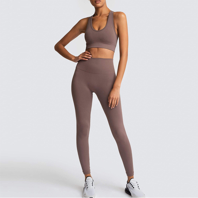 womens leggings and top sets 6