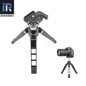 Image 5 - INNOREL High Quality QR 40 Universal Aluminium Alloy Quick Release Clamp Tripod Q.R. Adapter Plate DSLR Photography Accessory