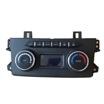 Air conditioning control panel for Chery Tiggo3 Air conditioning adjustment switch assembly T11-8112010BT