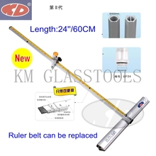 Glass-Cutter Cutting 6--12-Mm Oil-Filled KD T-Shaped Super-Quality 24-/60cm-Speed