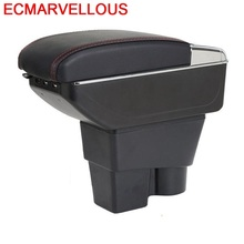 Car Car-styling Arm Rest Accessories Styling Upgraded Automobiles Modification Armrest Box 13 14 15 16 17 18 FOR Skoda Rapid