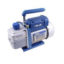 цена на FY-1C-N Portable Mini Vacuum Air Pump 3.6m3/h 2 MPa for Refrigerators Air Conditioning Repair Vacuum Pump Diaphragm Pump