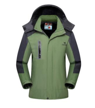 Customized Outdoor Spring And Autumn Thin Jacket Men Can Be Customized Logo Single Layer Outdoor Clothing Mountaineering Clothin