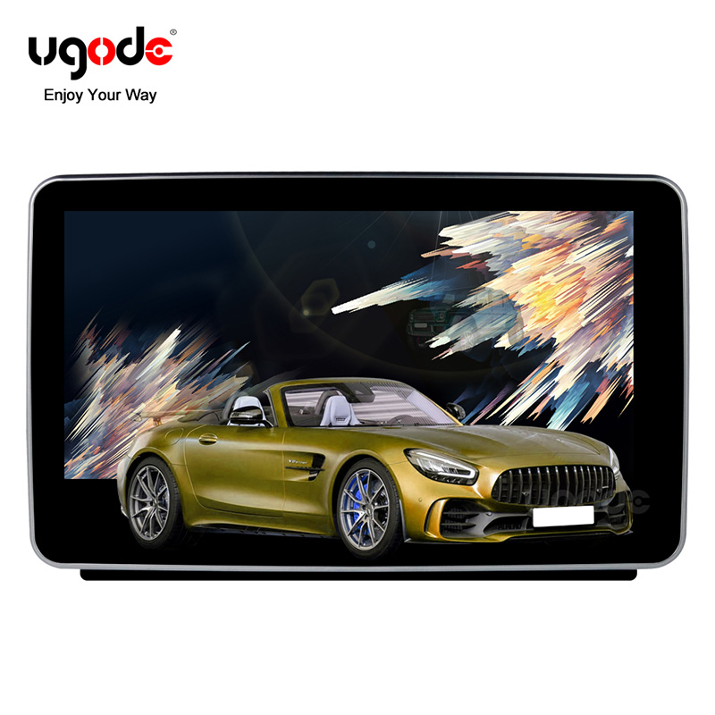 Qualcomm 2012-15 W166 X166 Android 10.0 Screen Car GPS Navigation Multimedia Music Stereo Monitor For Benz ML GL NTG4.5/4.7