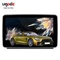 Qualcomm 2012-15 w166 x166 android 10.0 tela de navegação gps do carro multimídia música monitor estéreo para benz ml gl ntg4.5/4.7