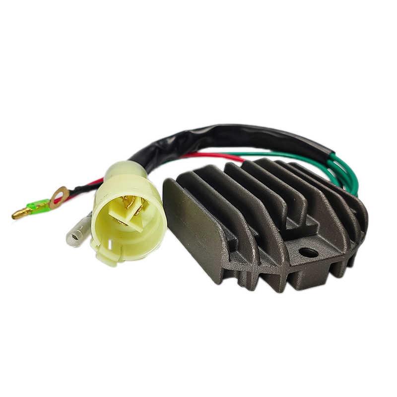 Untuk Yamaha Tempel 50 Hp Empat Stroke Rectifier Regulator 62Y-81960-00-00 Baru Motor Tegangan Regulator Rectifier Hot Sale