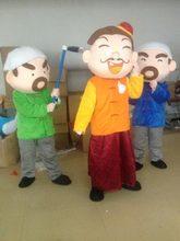 Mascotte grand homme riche, Costume de dessin animé, artisan, poupée de ferme, fête d'halloween, mascarade, spectacles d'anime