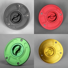 цена на SMOK For Honda HONDA CB1000 1992-1997 for HONDA CBR600RR 2013-2019 CNC Motorcycle Billet Fuel Gas Tank Cap Petrol Cover 8 Colors