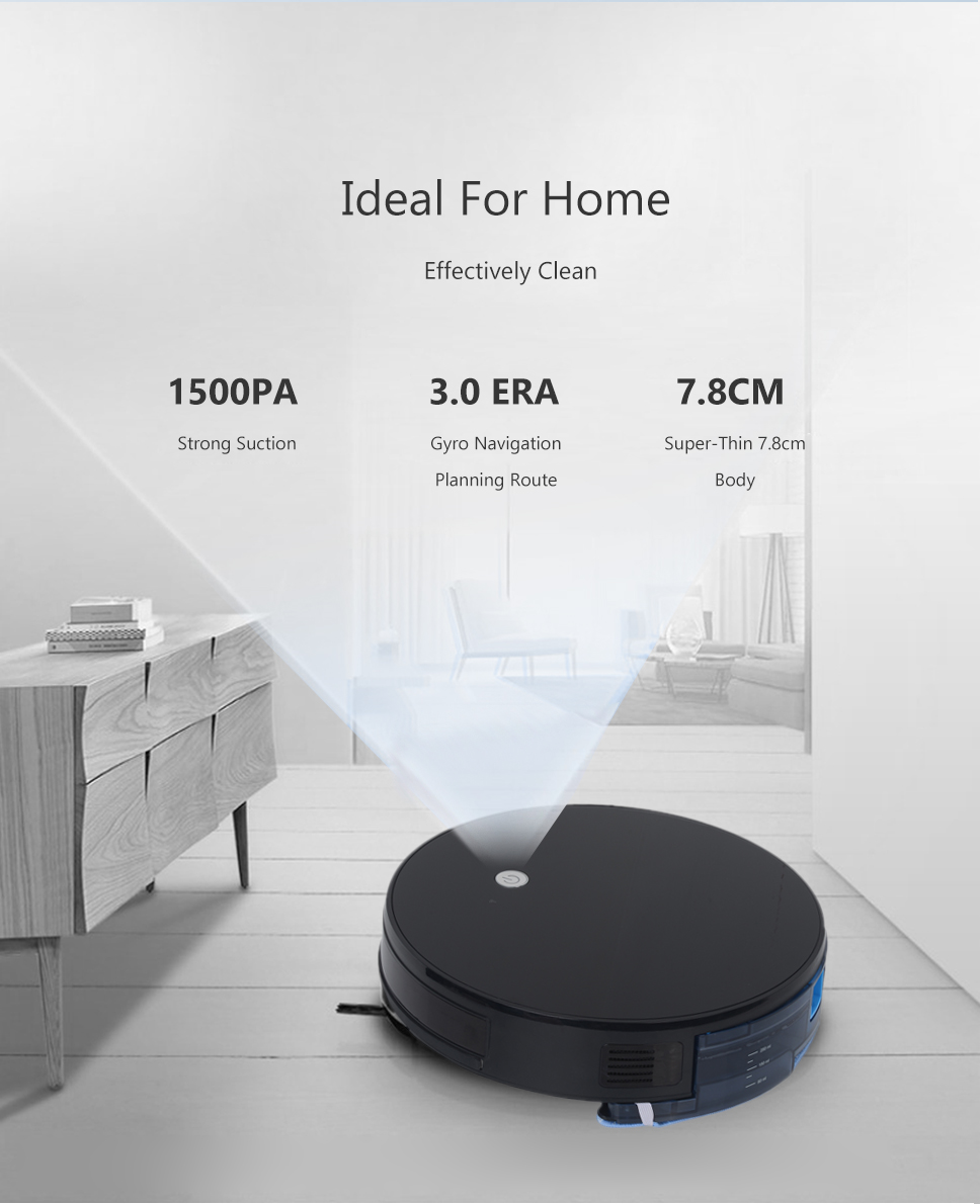Hb9cf0ef355e542d68332df54ae44200fe Home Intelligent Sweeping Robot App Remote Control Wireless Vacuum Cleaner Smart Wiping Machine Automatic Refill Floor Cleaner