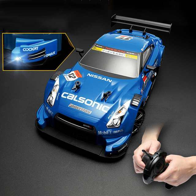 RC Car 4WD Drift Racing Car Championship 2.4G Off Road Radio Remote Control Vehicle Electronic Hobby Toys 6