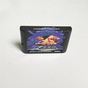 Image 2 - Zero Wing EURฝาครอบกล่อง 16 บิตการ์ดเกมสำหรับSega Megadrive Genesisคอนโซลวิดีโอเกม