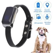 G12 – localisateur GPS intelligent universel et étanche pour animaux de compagnie, collier de localisation GPS pour chats et chiens