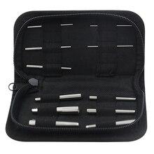 Plier Piercing-Tool-Set Septum Lip-Tweezer-Clamp Belly-Tool Ear-Tongue Steel Surgical