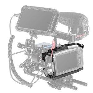 Image 5 - SmallRig bmpcc 4k Cage DSLR Cámara Blackmagic Pocket 4k / 6K cámara para Blackmagic Pocket Cinema Cámara 4K / 6K BMPCC 4K 2203B