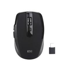 2,4 GHZ Typ C Drahtlose Maus USB C Mäuse für Macbook/ Pro USB C Geräte und ergonomie design Optische drahtlose Computer Maus Hot